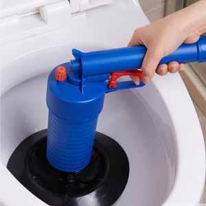 klozet açma pompası kullanarak gider açma